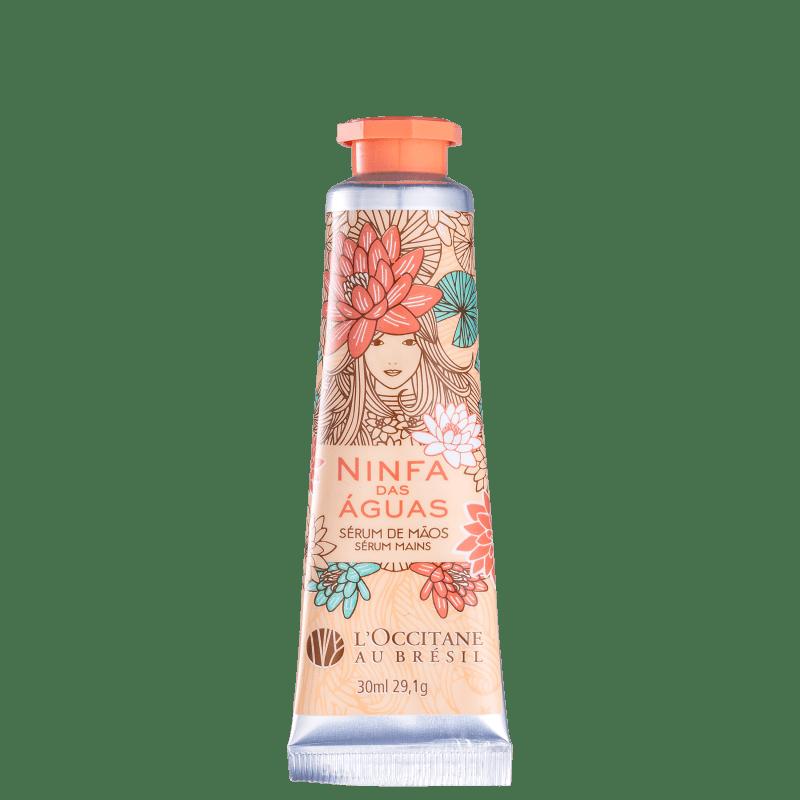 L'Occitane au Brésil Ninfa das Águas - Creme Hidratante para as Mãos 30ml