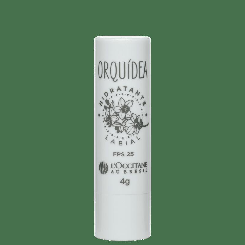L'Occitane au Brésil Orquídea FPS 25 - Hidratante Labial 4g