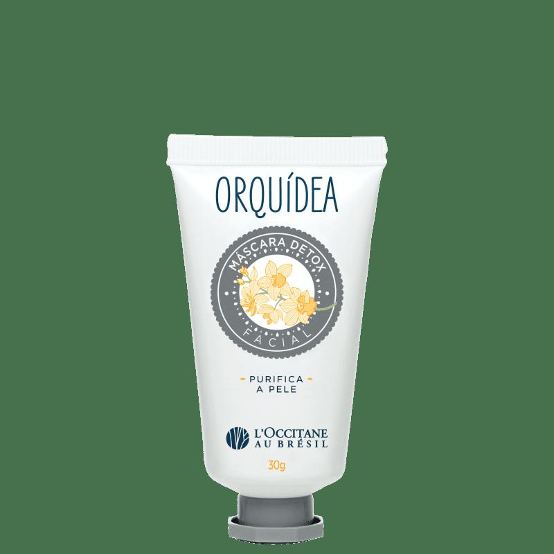 L'Occitane au Brésil Orquídea Detox - Máscara Facial 30g