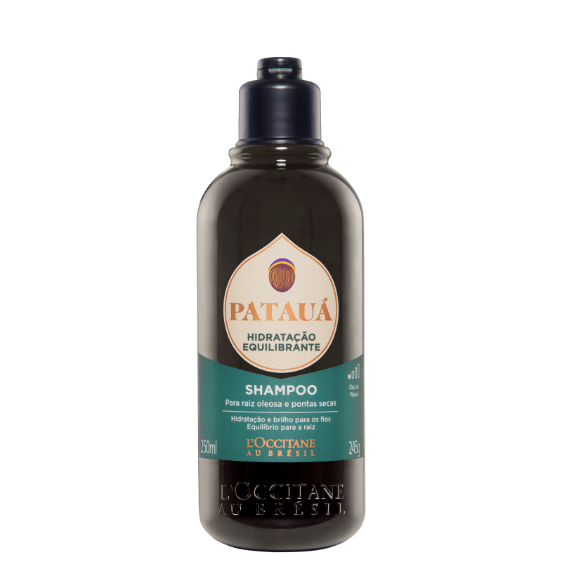 L'Occitane au Brésil Patauá Hidratação Equilibrante - Shampoo 250ml