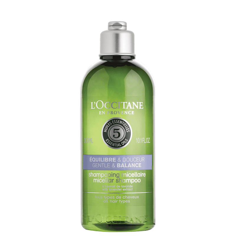 L'Occitane en Provence Aromacologia Equilíbrio Natural Micelar - Shampoo 300ml