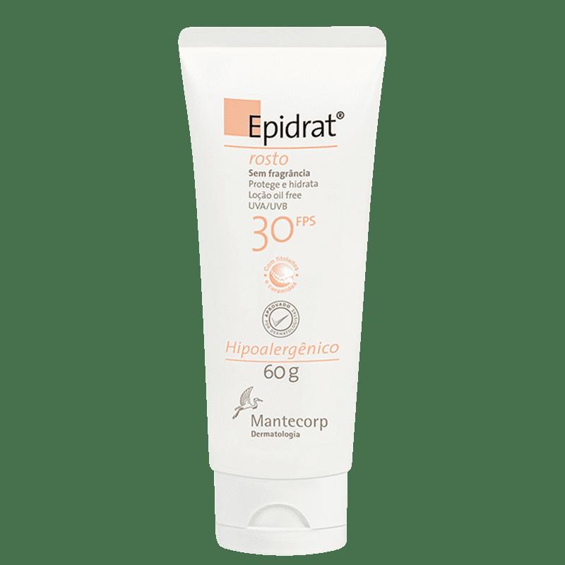 Mantecorp Epidrat FPS 30 - Hidratante Facial 60g