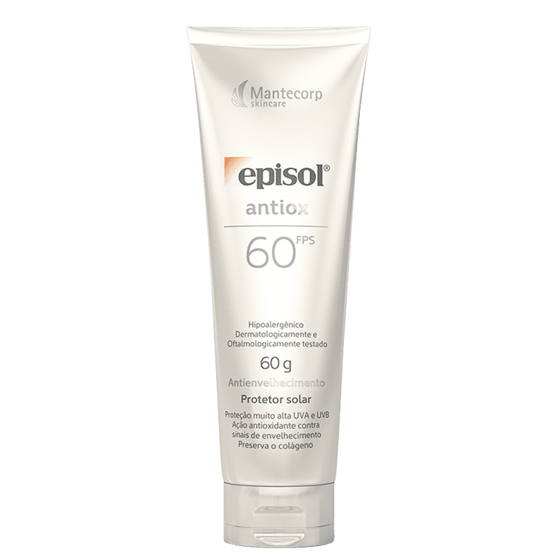 Mantecorp Episol Antiox FPS 60 - Protetor Solar 60g