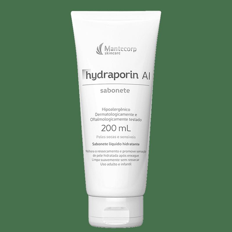 Mantecorp Hydraporin Al - Sabonete Líquido Facial 200ml