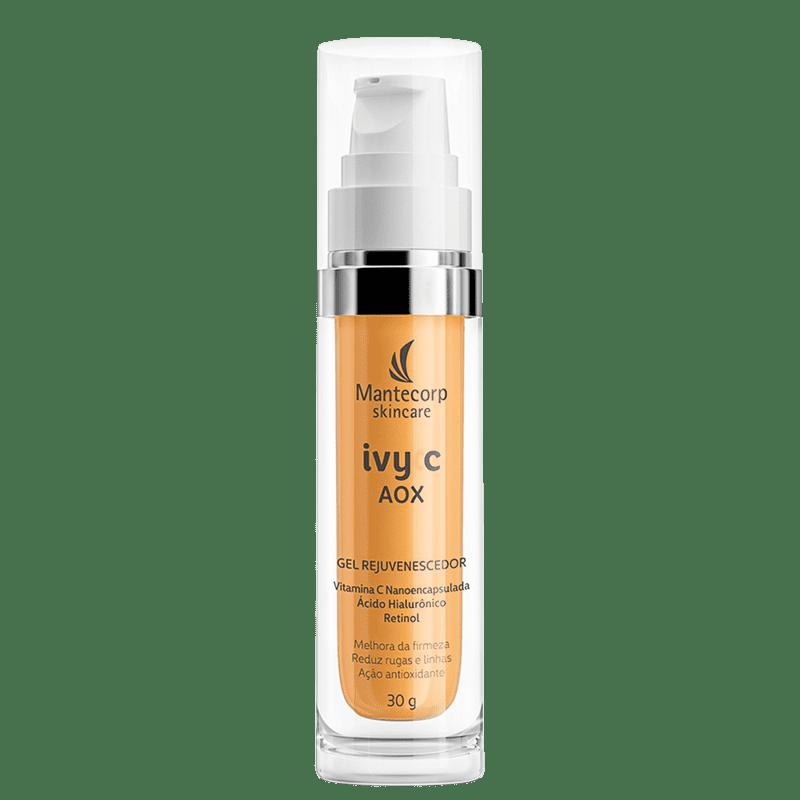 Mantecorp Ivy C AOX - Gel Anti-idade Facial 30g