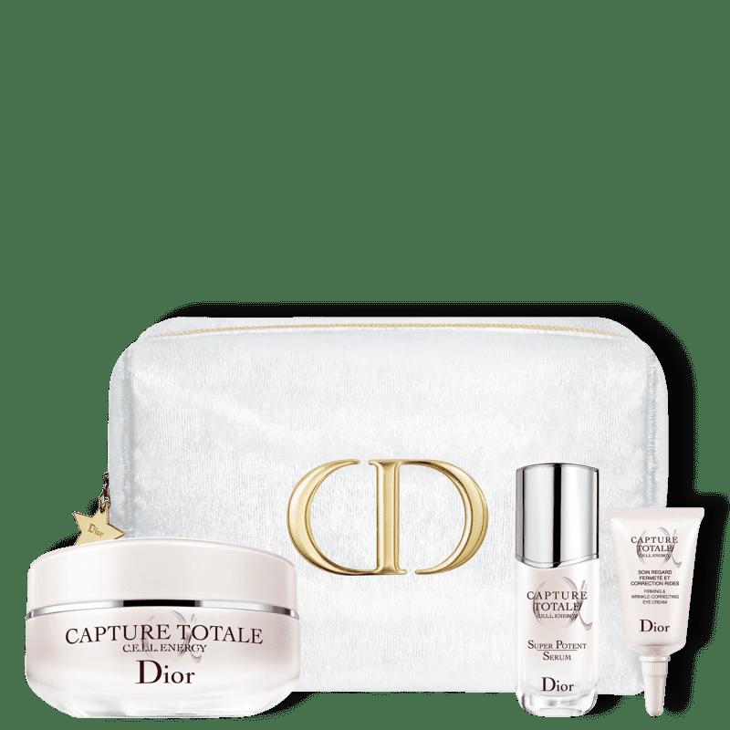 Kit Dior Capture Totale Skincare Set (3 Produtos)