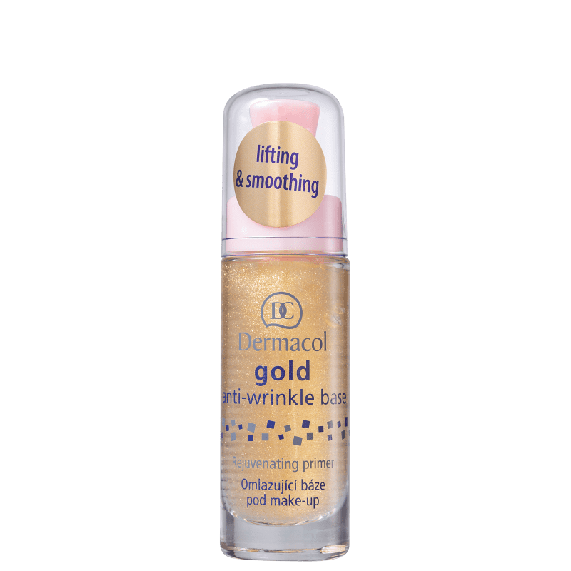 Dermacol Gold Anti-Wrinkle Base - Primer 20ml
