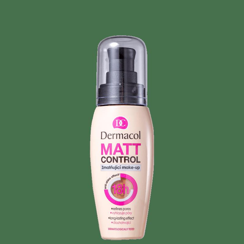 Dermacol Matt Control no.6 - Base Líquida 30ml