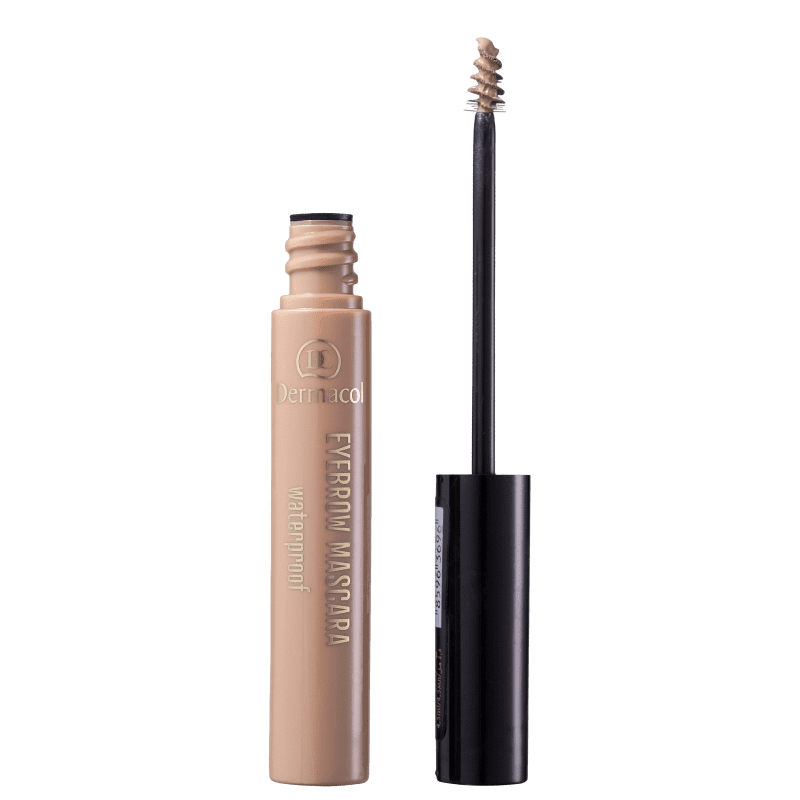 Dermacol Eyebrow Waterproof n° 1 - Máscara para Sobrancelha 4,5ml