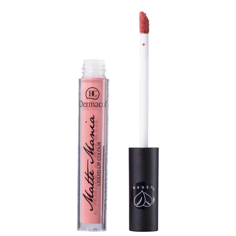 Dermacol Matte Mania Liquid Lip Colour n° 12 - Batom Líquido 3,5ml