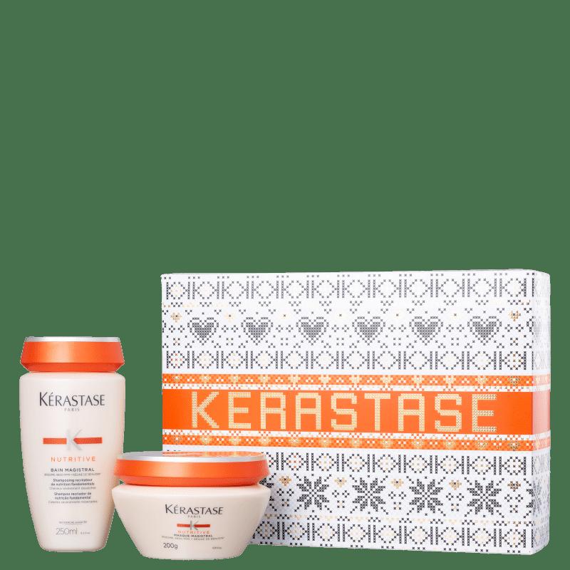Kit Kérastase Nutritive Magistral Box (2 Produtos)