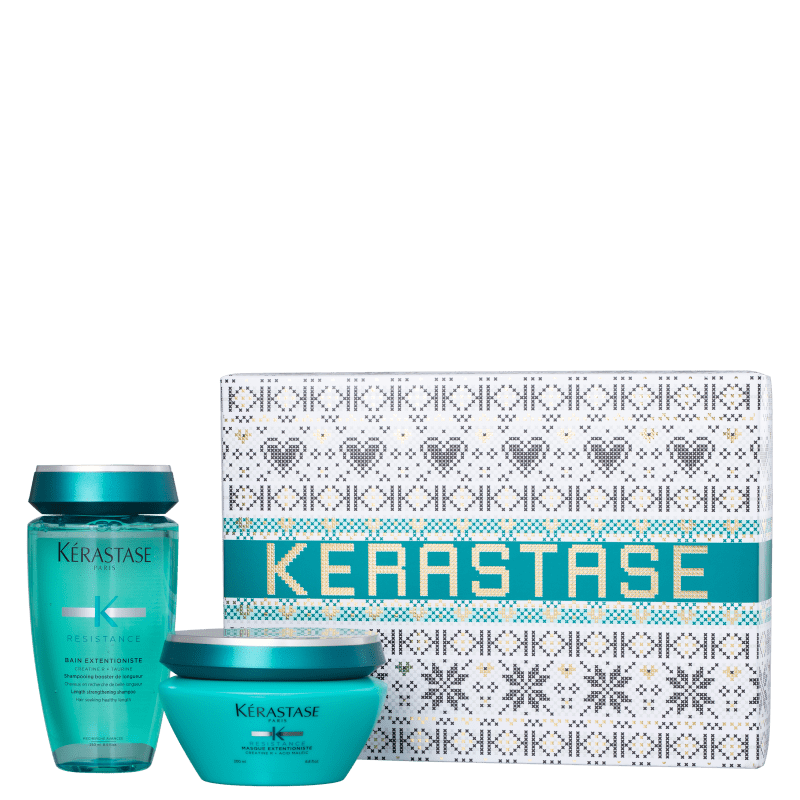 Kit Kérastase Résistance Extentioniste Box (2 Produtos)