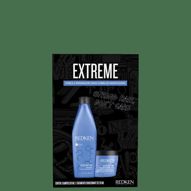 Kit Redken Extreme Box (2 Produtos)