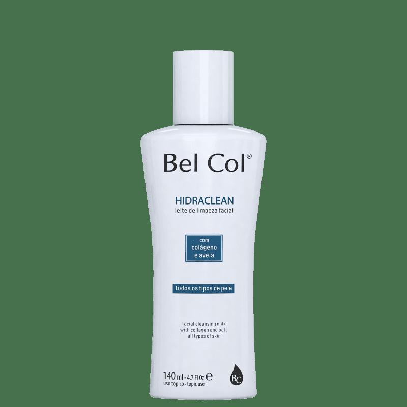 Bel Col Hidraclean - Leite de Limpeza Facial 140ml