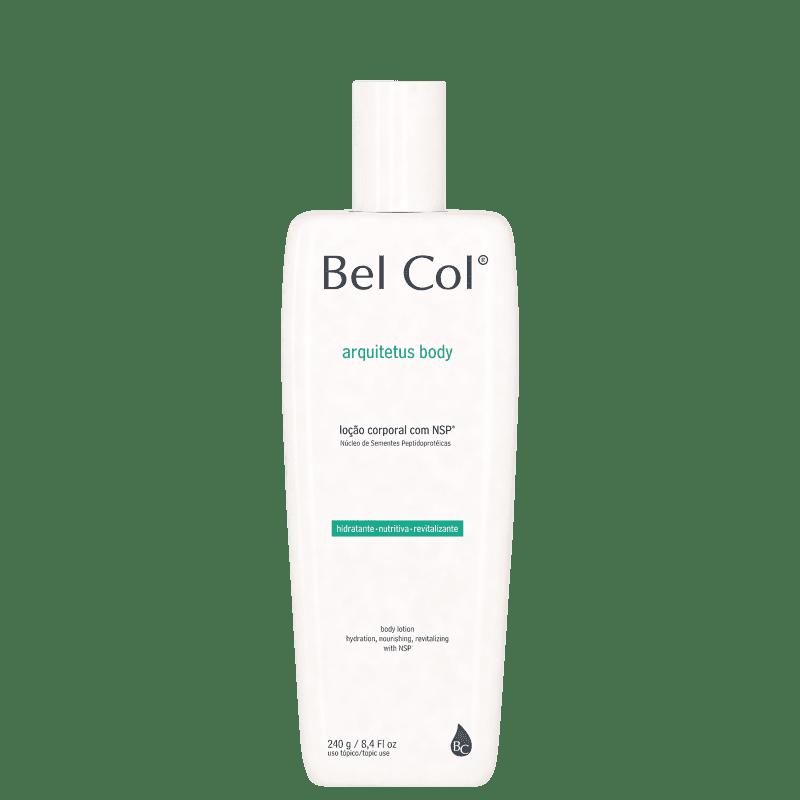 Bel Col Arquitetus Body - Loção Hidratante Corporal 240g