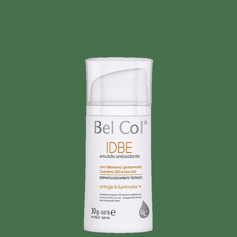Bel Col IDBE Emulsão Antioxidante - Anti-idade 30g