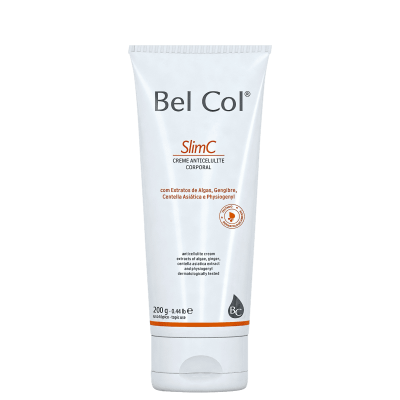 Bel Col SlimC - Creme para Celulite 200g
