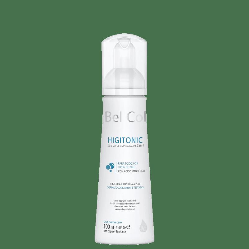 Bel Col Higitonic - Espuma de Limpeza Facial 100ml
