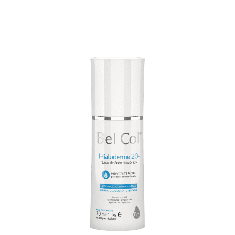 Bel Col Hialuderme - Hidratante Facial 30ml