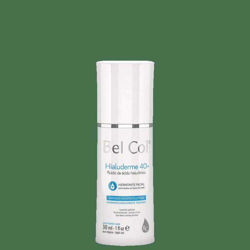Bel Col Hialuderme 40+ - Fluido Hidratante Facial 30ml