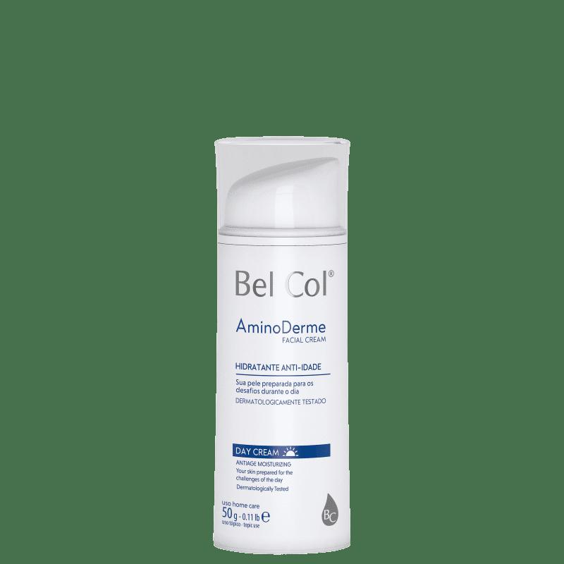 Bel Col AminoDerme Day Cream - Creme Hidratante Facial 50g