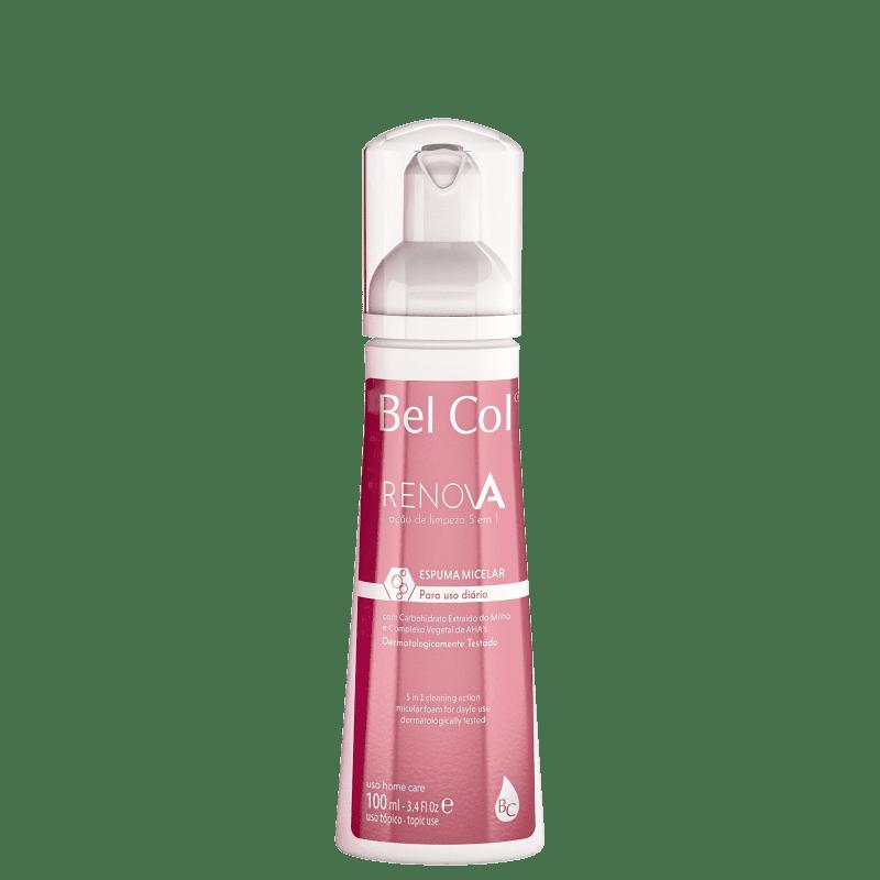 Bel Col RenovA Micelar - Espuma de Limpeza Facial 100ml