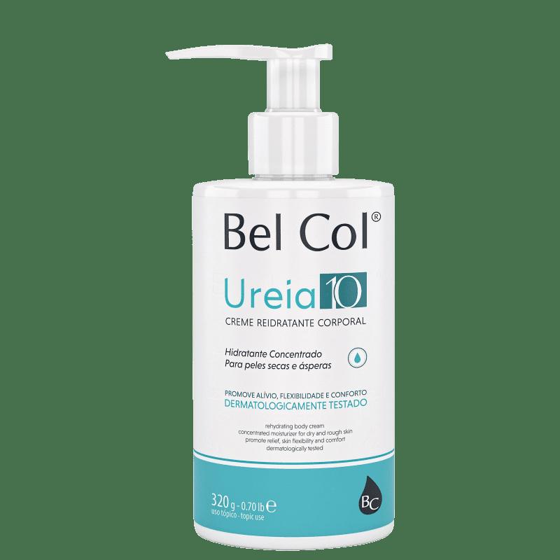 Bel Col Ureia 10 - Creme Hidratante Corporal 320g