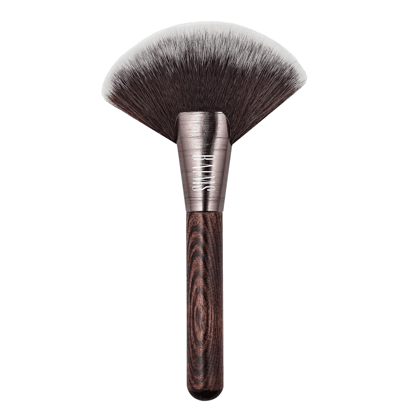 BAIMS Luxus Vegan Brushes 95 All Over Fan - Pincel Leque
