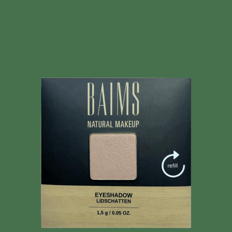 BAIMS Eyeshadow Refil 22 Luna - Sombra 1,4g