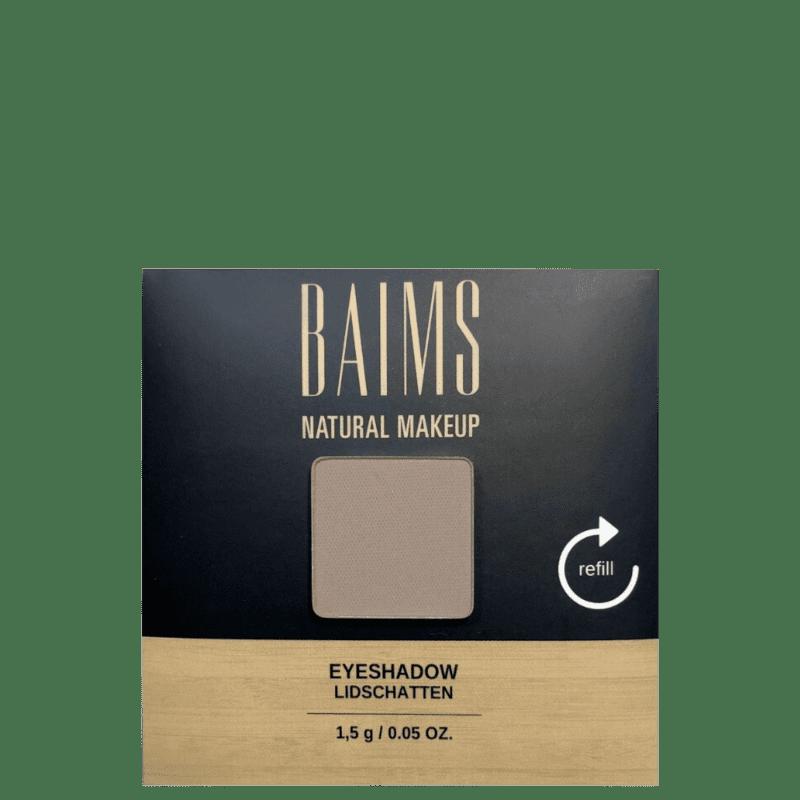 BAIMS Eyeshadow Refil 40 Taupe - Sombra 1,4g