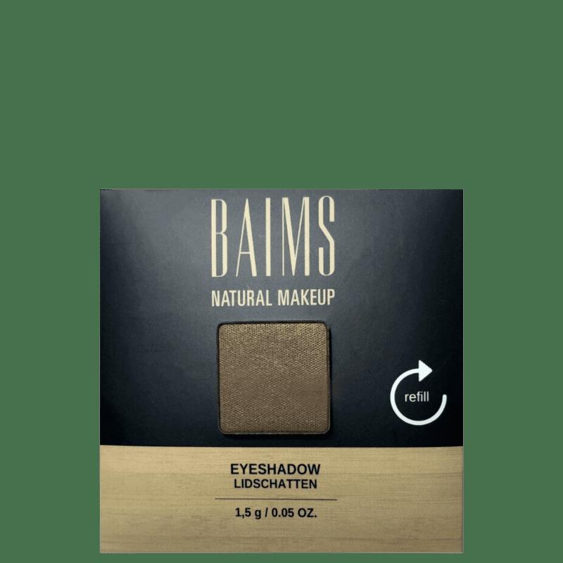 BAIMS Eyeshadow Refil 80 Bohemian - Sombra 1,4g