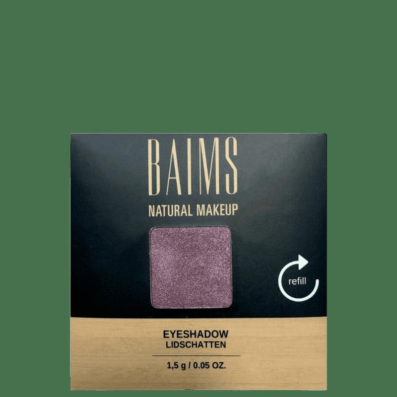 BAIMS Eyeshadow Refil 90 Purple Rain - Sombra 1,4g
