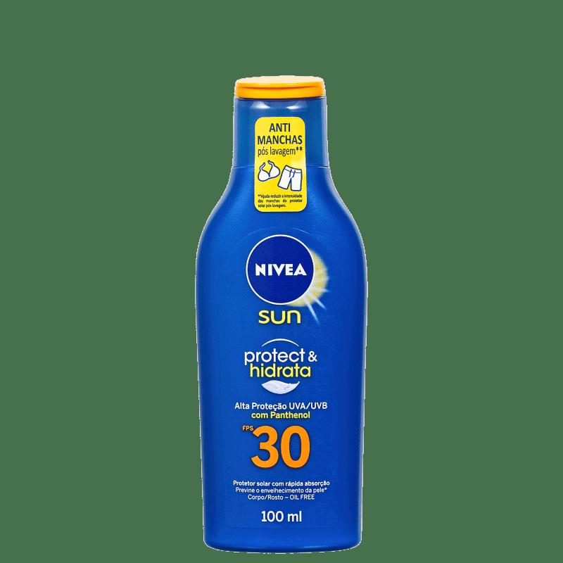 NIVEA Sun Protect & Hidrata FPS 30 - Protetor Solar 100ml