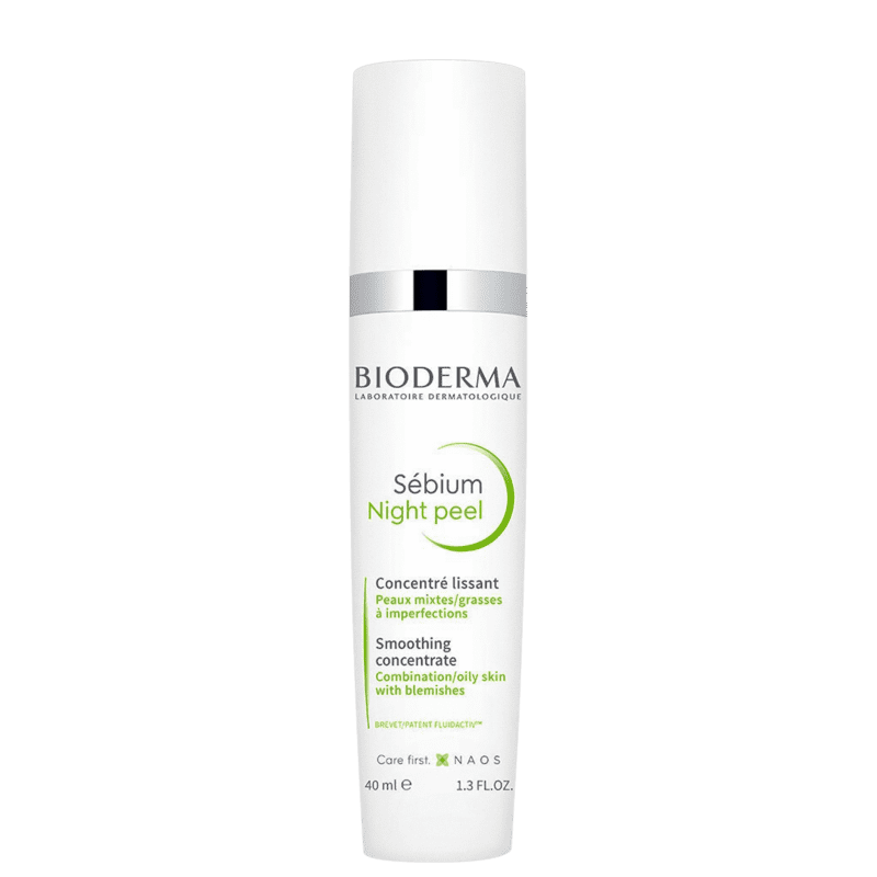 Sérum Antiacne Facial Bioderma Sébium Night Peel 40ml