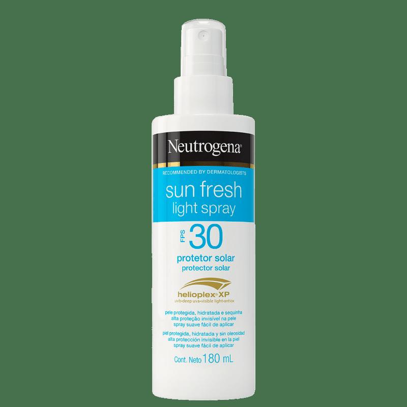Neutrogena Sun Fresh Light Spray FPS 30 - Protetor Solar 180ml