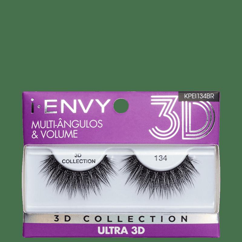 Kiss New York i-Envy Ultra 3D Collection 134 - Cílios Postiços