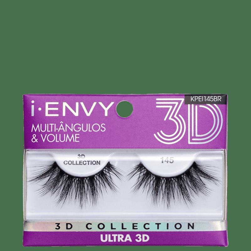 Kiss New York i-Envy Ultra 3D Collection 145 - Cílios Postiços