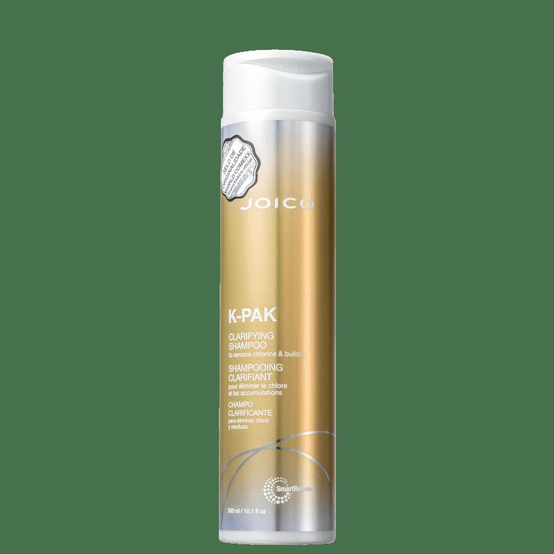 Joico K-PAK Clarifying Smart Release - Shampoo Antirresíduo 300ml