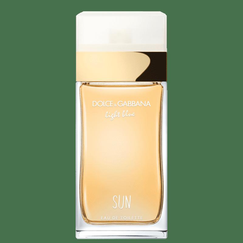 Light Blue Sun Dolce & Gabbana Eau de Toilette - Perfume Feminino 100ml