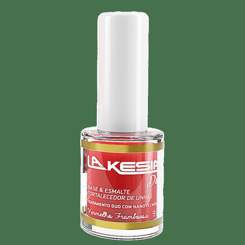 LaKesia Duo Vermelho Framboesa - Esmalte Cremoso 9ml