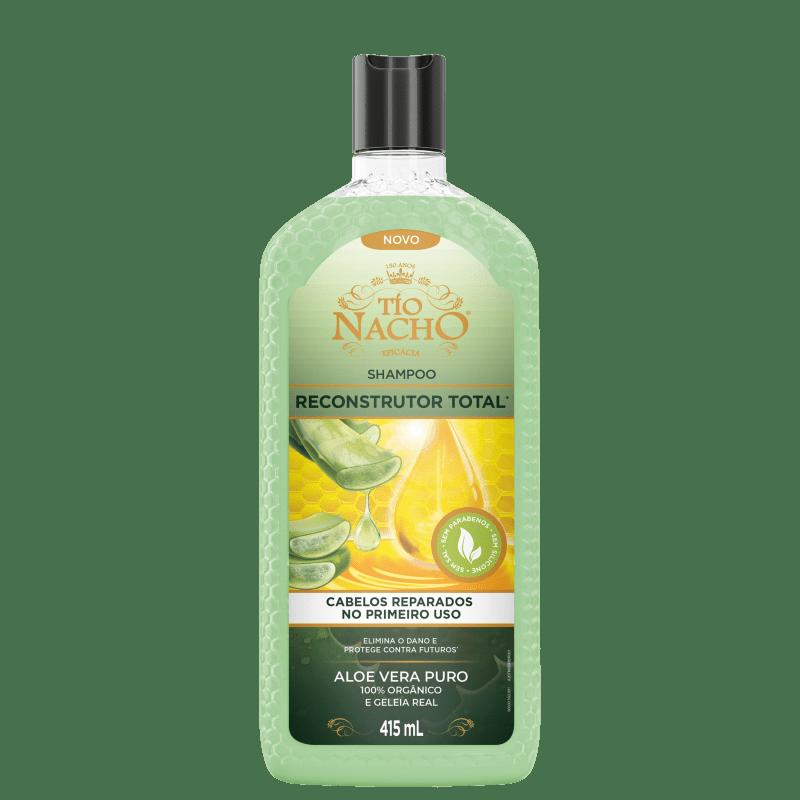 Tío Nacho Reconstrutor Total - Shampoo 415ml