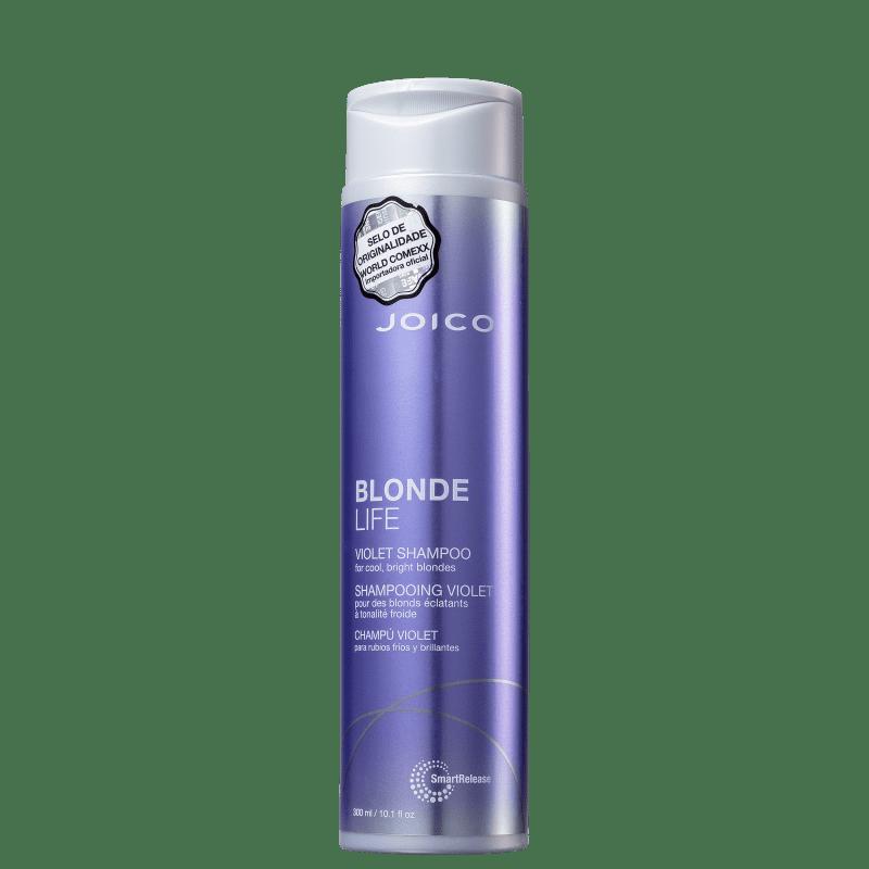 Joico Blonde Life Violet Smart Release - Shampoo Matizador 300ml