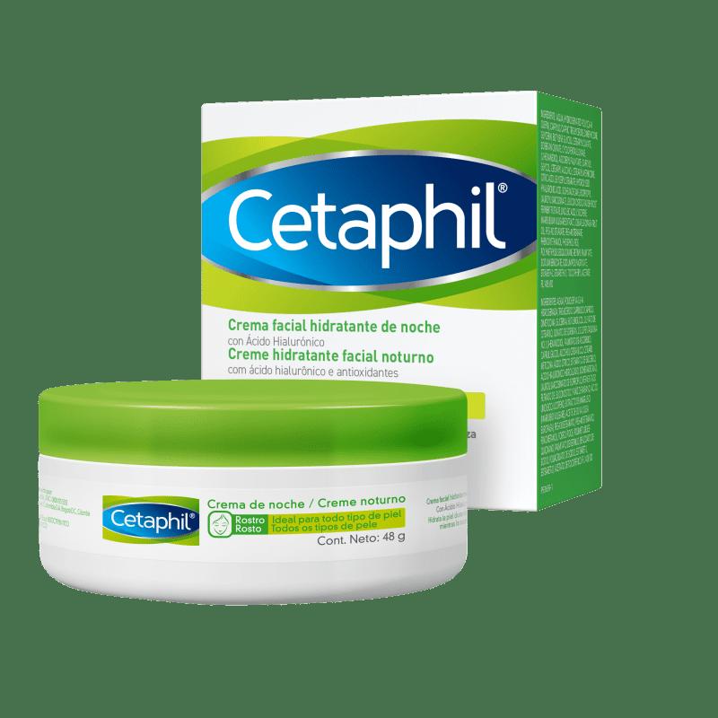 Cetaphil Noturno - Creme Hidratante Facial 48g