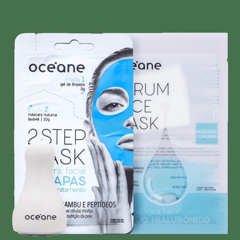 Kit Océane Trio Facial (3 produtos)