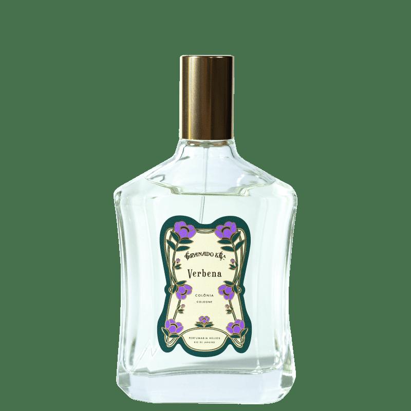 Verbena Granado Eau de Cologne - Perfume Unissex 100ml