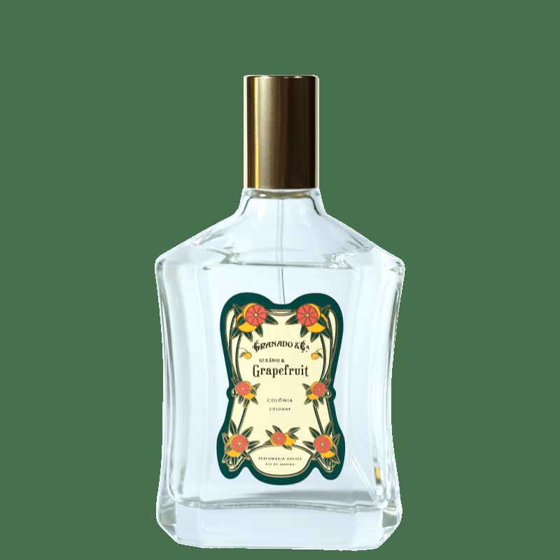 Gerânio & Grapefruit Granado Cologne - Perfume Unissex 100ml