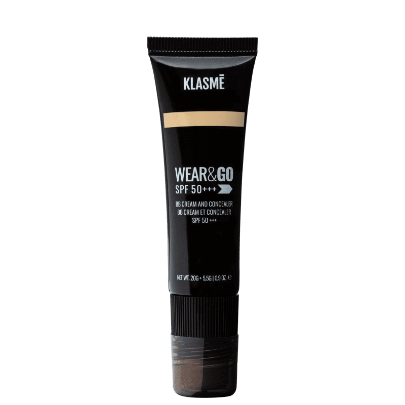 Klasme Wear&Go BB Cream and Concealer FPS 50 01 - Base Líquida 20g + Corretivo 5,5g