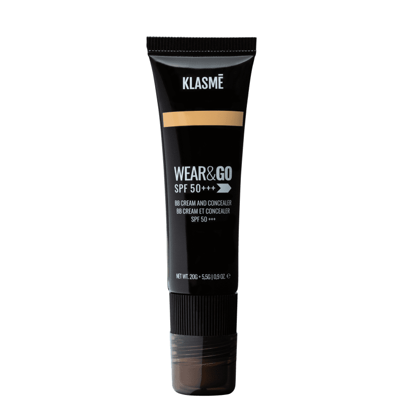 Klasme Wear&Go BB Cream and Concealer FPS 50 03 - Base Líquida 20g + Corretivo 5,5g