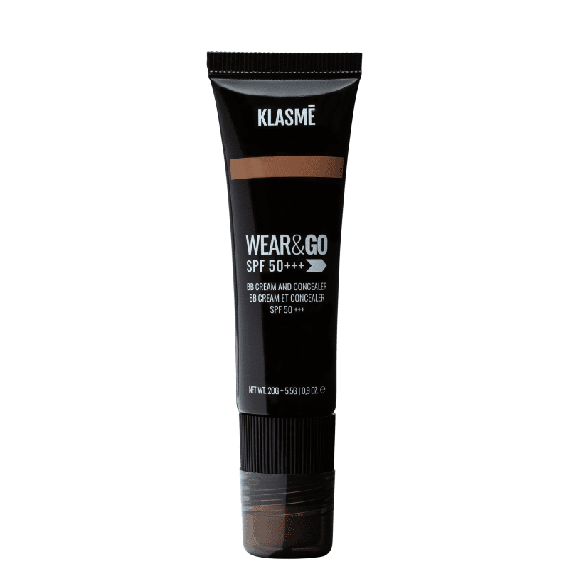 Klasme Wear&Go BB Cream and Concealer FPS 50 06 - Base Líquida 20g + Corretivo 5,5g