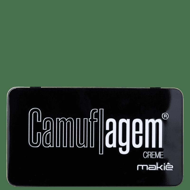 Makiê Camuflagem Creme - Estojo para Maquiagem